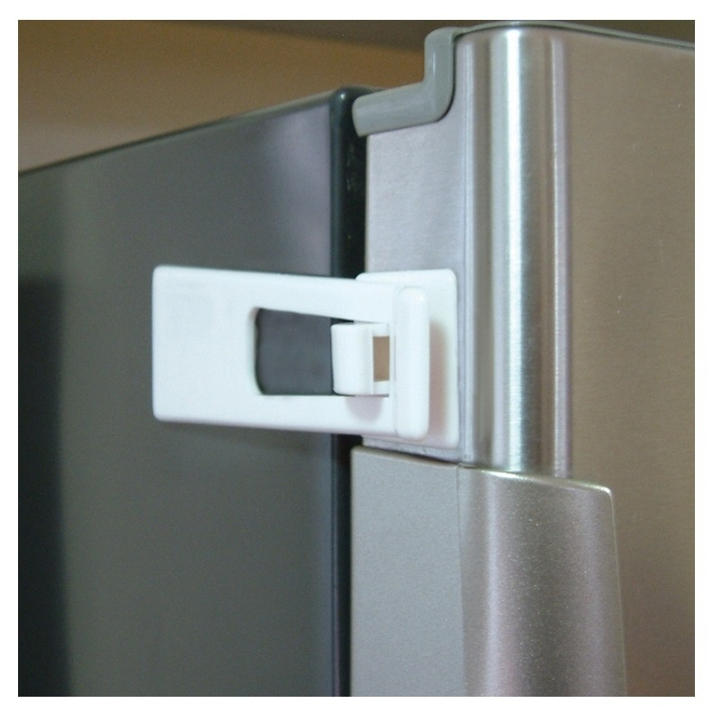 Замок для холодильника DreamBaby PCR121 (белый)