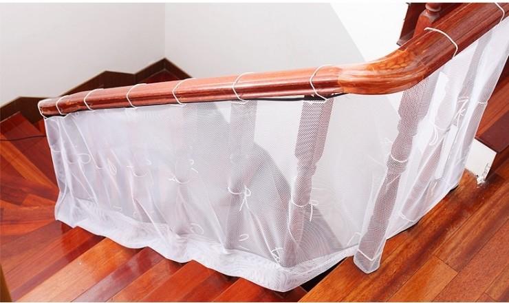 Защитная сетка на перила лестницы Fabe 01 (200x74 см)