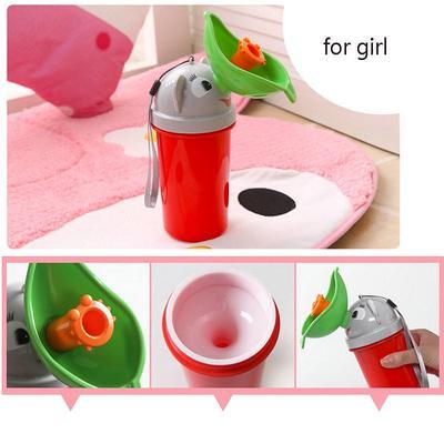 Портативный туалет для девочек Coco Kids JNQ001-2