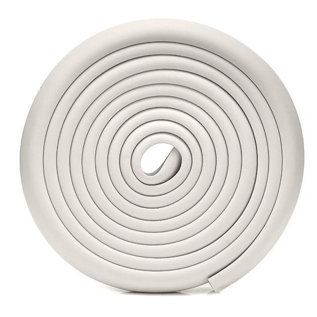 Защитная подковообразная лента на стеклянный стол TUSUNNY BC-SP02 (200 * 3 см) - белый
