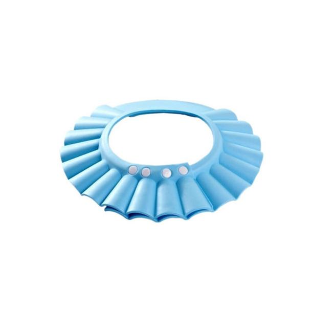 Козырёк для мытья головы EVA Baby Child Bath N-DS8 (голубой)