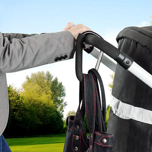 Держатель для сумки Reer CarryHook Carabiner (84405)