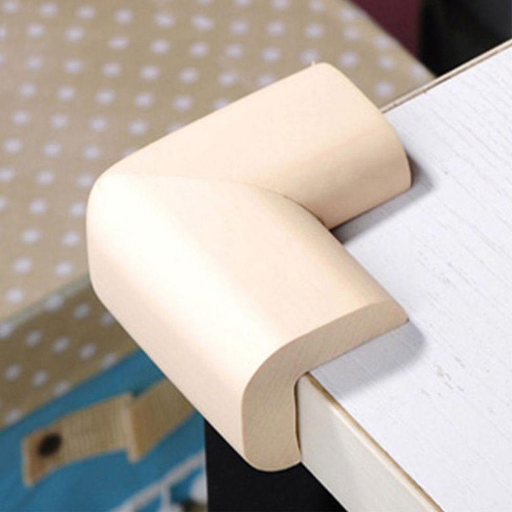 Мягкая защита на угол стола Baby Safety AY003 (бежевый)