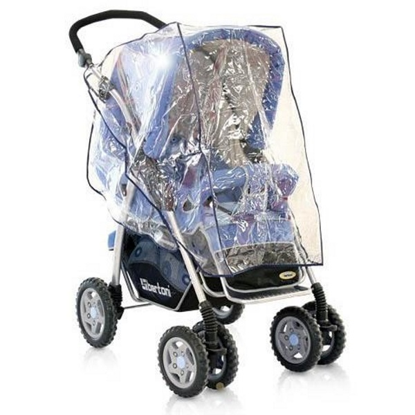Дождевик на коляску Betroni (Lorelli) 2002001 (прозрачный)