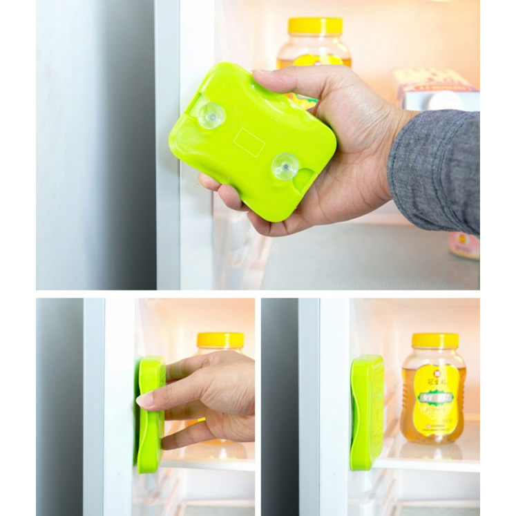 Поглотитель запаха в холодильник Anpei LA1192 (салатный)