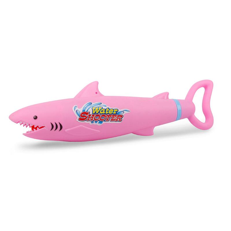 Водяной пистолет в виде Акулы Anbebe W-Y01 (розовый)