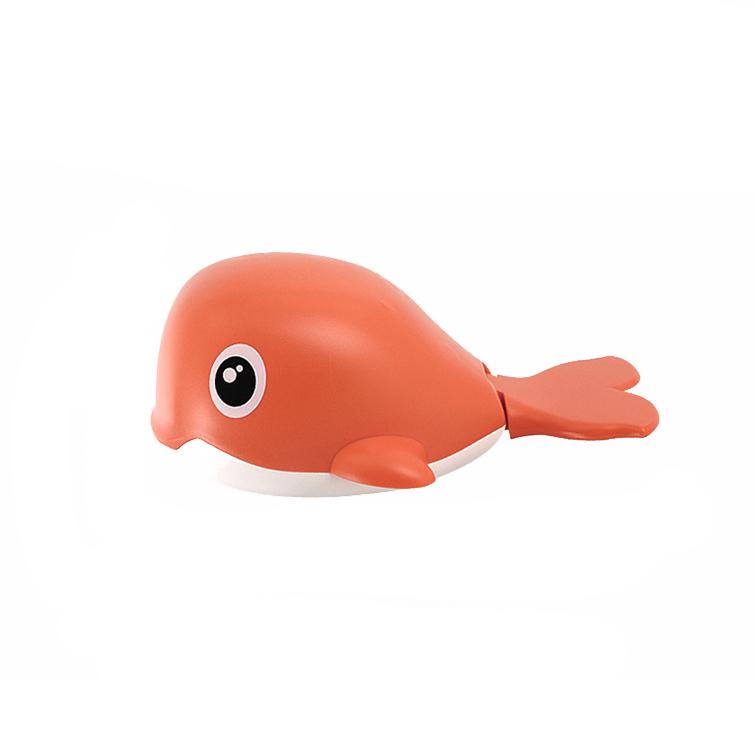Заводная игрушка для ванной Касатка Anbebe HP769-2 (красная)