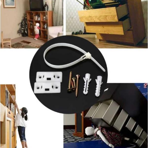 Защита от опрокидывания мебели