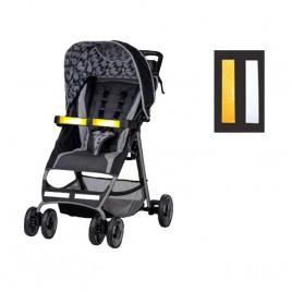 Светоотражающие полоски на коляску KiDaDndy Stroller Reflective (3 пары)