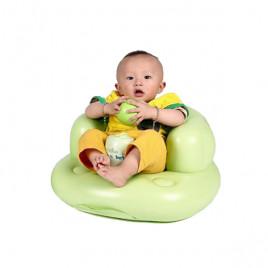 Надувной стульчик универсальный Baibeile U3 - салатный