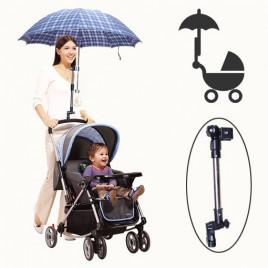 Универсальный держатель зонта к коляске