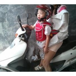 Пояс безопасности для мотоцикла, велосипеда