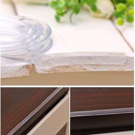 Защитная силиконовая лента бесцветая КМ