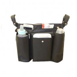 Органайзер в коляску с термосумочкой Diaper Organizer SKU-404792 (30 * 25 см)