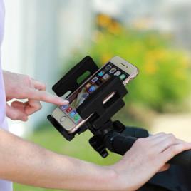 Держатель смартфона на коляску FEBUD BL-7632 (черный)
