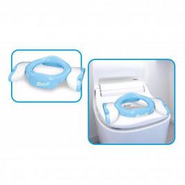 Детский дорожный горшок Bertoni Royalcare 2in1 Blue (голубой)