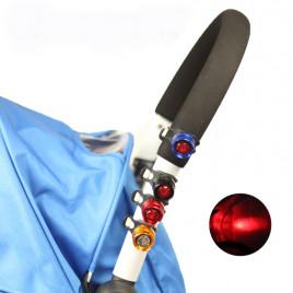 Светодиодный маячок на коляску JOYREN BTC06289 (красный)