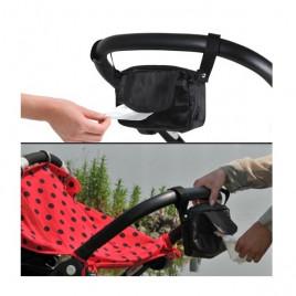 Салфетница на коляску Baby Stroller SA-0578 (черный)