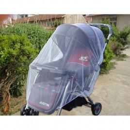 Москитная сетка на коляску универсальная на резинке Anna Polly G223 (145 * 115 см)