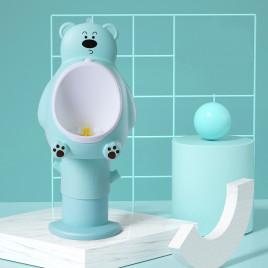 Писсуар мишка Teddy большой Little bean BTM-1 (мятный)