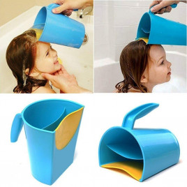 Кружка для мытья головы BabyOno Z1035at (голубой)