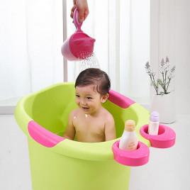 Лейка для мытья головы Baby Safety PRS-1 (розовая)