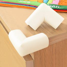 Мягкая защита на угол стола Baby Safety AY002 (белый)