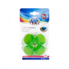Защитные уголки Canpol Babies 74-012 (зеленые) - 4шт.