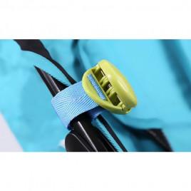 Зажим-держатель для коляски Baby Legends URQ9015-1 (зеленый)
