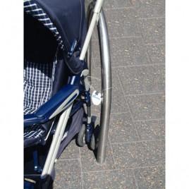 Кодовый замок для коляски Dreambaby F808 (белый)