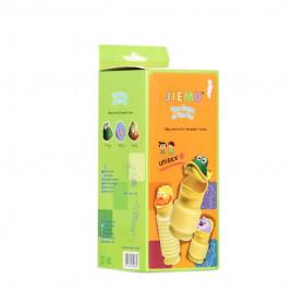 Мобильный туалет Jiemu DTY-821 (желтый)