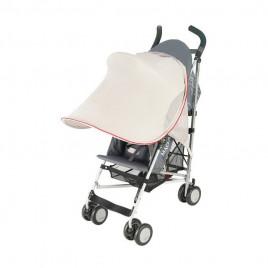 Универсальный капюшон-козырек на коляску от солнца Maclaren 63012 (белый)