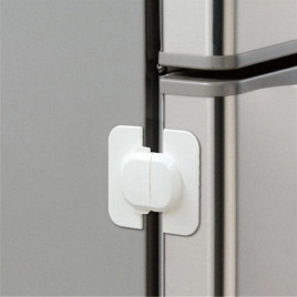 Замок на холодильник Baby Safety LST-01 (белый)