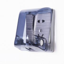 Защитная коробка на выключатель AOKOLa JH-08T (прозрачная)