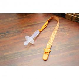 Дополнительный держатель в коляску с соской La-Vie GIR-1 (оранжевый)