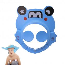 Защитный детский козырек для мытья головы Roxy Kids RKG-400 (голубой)