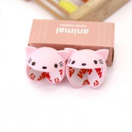 Защита на острые углы Звери Mambobaby HD003-06 (котенок розовый) - 2 шт.