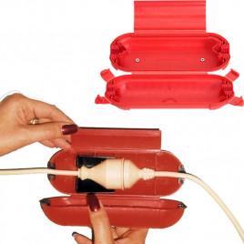 Защитная коробка для удлинителя Dreambaby PB-6 (красный)