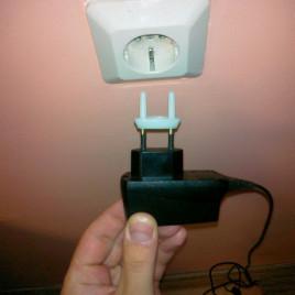 Заглушка для электрических розеток Baby Safety STI312 (белый)