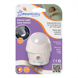 Ночник (лампа) Swivel light Auto-Sensor Dreambaby F804