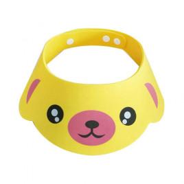 Защитный детский козырек для мытья головы Roxy Kids RKG-211 (желтый)