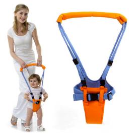 Детские вожжи-ходунки ALVIVA Moon Walk (Лунная походка) Moby Baby AMW-900