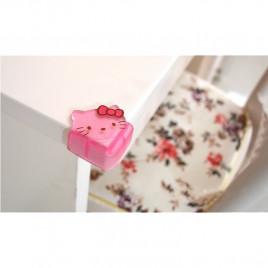 Защитная накладка на угол Hellow Kitty Little Bean HK091 розовая (4 шт.)