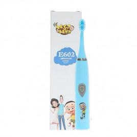 Детская электрическая зубная щетка Ultradent E602-B (голубой)