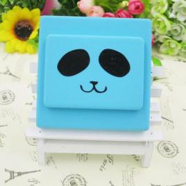 Защитная накладка на выключатель Shiny KG0331 (8.5 * 8,5 см) - синяя