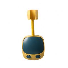Держатель для душевой лейки Hogoobaby с вращением на 360° желтый