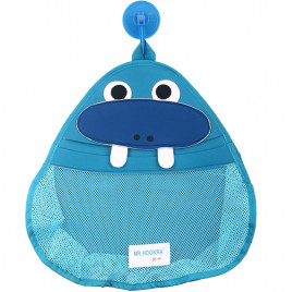 Детская сумка-Органайзер для ванной комнаты Бегемот