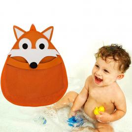 Детская сумка-Органайзер для ванной комнаты Лиса